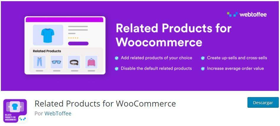 Related Productos for Woocommerce